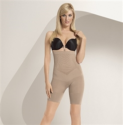 4c3001296aadc Julie France High Waist Boxer Shaper by Eurotard