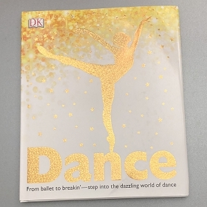 Dance Large Hardcover Book
